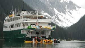 Alaska cruise fjords glaciers travel with rei