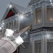 the 25 best led icicle lights ideas on battery