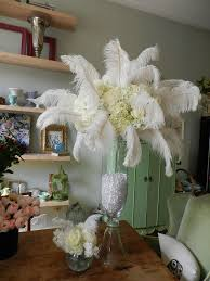 great gatsby centerpieces inspiration my vintage wedding ideas gatsby