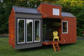Mini House Design by Cape Cod Molecule Tiny House For Sale Two Lofts W Stairs