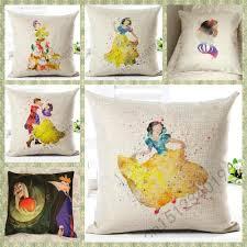 snow white evil queen disney princess cushion cover pillow case