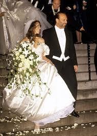 third marriage wedding dress why carey s third wedding won t be like two brides