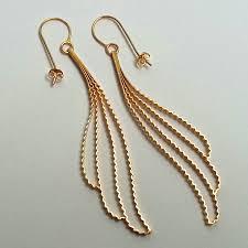 simple earrings design 50 designer earring design of gold earrings design