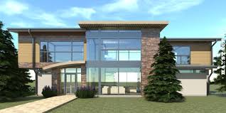House Layout Design Principles Bed Modern House Plan For Sloping Lot 80780pm 1st Floor Idolza