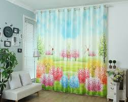 colorful kitchen curtains inspirations with popular cheap images