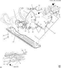 2001 chevy blazer parts diagram 2001 chevy tahoe brake line