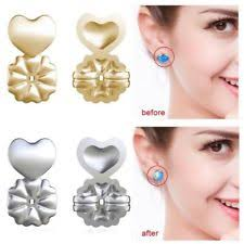 in earrings magic bax earring backs hypoallergenic sliver and gold plated