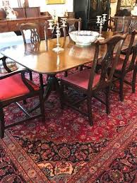 English Country Chippendale Dining Chairs  City Mouse Country - Chippendale dining room furniture