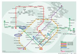 Singapore Mrt Map Directions