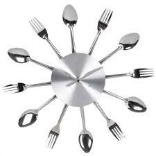 horloge de cuisine design horloge digital pour cuisine idées décoration intérieure farik us