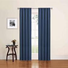 Kitchen Curtains Ikea by Decor Blue Walmart Blackout Curtains With Ikea Side Table And