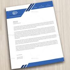 25 best letterhead templates for all types of business images on