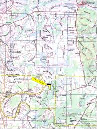 Mississippi County Map 219 Acres Farm U0026 Hunting Land Tallahatchie County Mississippi