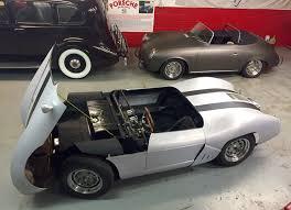 Porsche 1954 1954 Porsche Pre A Microplas Mistral Race Car Sold Redline Service