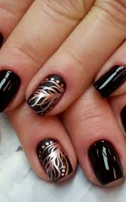 50 creative feather nail art ideas best pictures