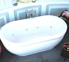 universal tubs agate 6 ft whirlpool tub in white sauna beautiful