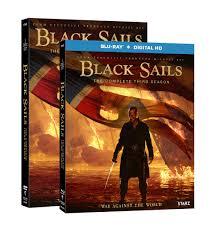 Seeking Season 3 Dvd Black Sails Cast Discusses Charles Vane S Last Words Exclusive