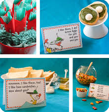 dr seuss party food dr seuss party series the food and a recipe food birthdays and