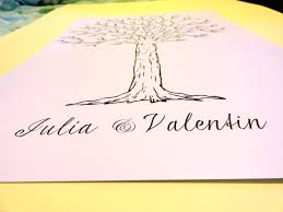 tree signing for wedding wedding details wedding fingerprint tree guestbook and