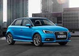audi germany facelifted audi a1 priced from u20ac19 200 in germany 59 photos