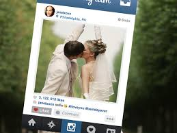wedding instagram how to add instagram hashtag feed to your wedding website