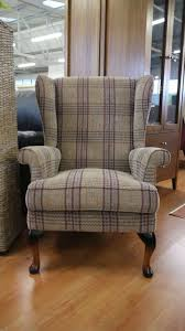 Small Fabric Armchair Best 25 Tartan Chair Ideas On Pinterest Ralph Lauren Fabric