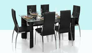 affordable dining room furniture sets with rustic dining table 8 affordable dining room furniture sets with rustic dining table 8 chairs above laminate wood floor with white paint wall use single wood door