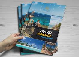 16 wonderful psd u0026 indesign travel brochure templates print