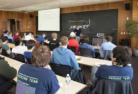 Defcon Capture The Flag Mellon U0027s Cylab Challenges High Students To Give Hacking A Try