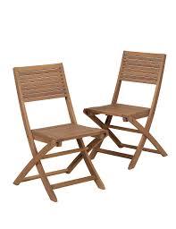 2 nordina folding dining chairs m u0026s