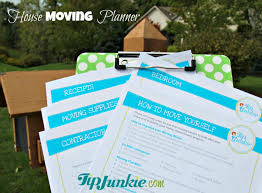 how to move yourself moving out house planner to do