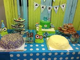 monster inc birthday party decorations u2014 criolla brithday