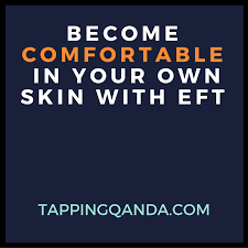I Am Comfortable Self Love Archives Eft Tapping Q And A With Gene Monterastelli