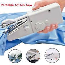 hand held sewing machine ebay