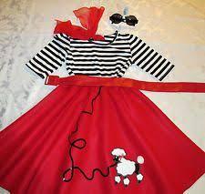 50s Halloween Costumes Poodle Skirts 1950 U0027s Halloween Costume Holiday Treats Halloween