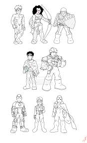 10 images of baby avengers coloring pages baby marvel comics