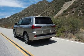 lexus lx 570 engine timing 2016 lexus lx570 refreshed in time for pebble beach