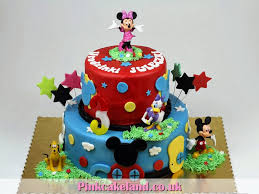 mickey mouse clubhouse birthday cake london patisserie mickey mouse clubhouse birthday cakes
