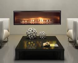 Contemporary Gas Fireplace Insert by Best Linear Gas Fireplaces Top Rated Linear Gas Fireplaces