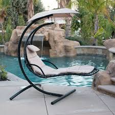 hanging helicopter dream lounger chair arc stand swing hammock