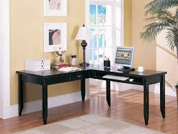 Home Office With Sofa Home Office Black Desks For Home Office With Double Drawers For