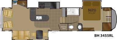 100 arctic fox 5th wheel floor plans 2018 northwood arctic