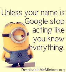 All Memes Names - unless your name is google minions pinterest google funny
