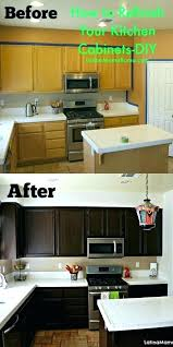 refurbishing old kitchen cabinets cabinet refurbished photos of kitchen way intended for cabinets