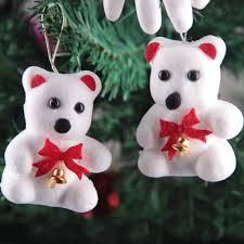 Teddy Bear Christmas Tree Ornaments by Online Get Cheap Teddy Bear Christmas Ornaments Aliexpress Com