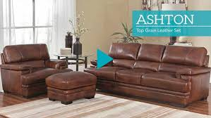 Abbyson Leather Sofa Reviews Abbyson Living Room Products