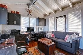 beautiful home interior design photos bright beautiful home office interior design with classic american