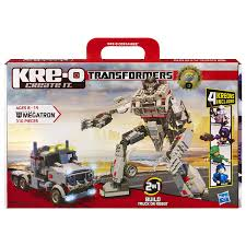 kre o transformers megatron construction set 30688