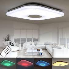 Deckenlampen Wohnzimmer Modern Led Lampen Dimmbar Wohnzimmer U2013 Abomaheber Info