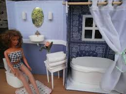 Modistamodesta Another Large Barbie House by 101 Best Barbie House Images On Pinterest Dollhouse Miniatures